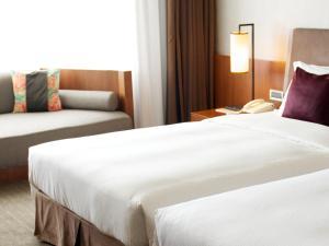 Silks Place Yilan, Курортные отели  Илань - big - 31