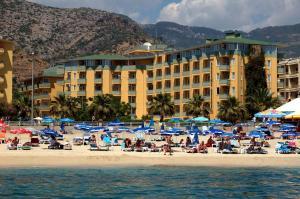 Отель Kleopatra Dreams Beach, Алания