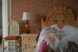 Santa Ana Suites & Lofts, Apartmanhotelek  Toluca - big - 12