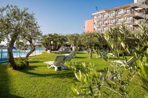 Grand Hotel Diana Majestic, Отели  Диано-Марина - big - 82
