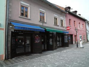 Pension Apartments and Suites Kremnica Kremnitz Slowakei