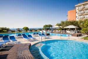 Grand Hotel Diana Majestic, Отели  Диано-Марина - big - 1