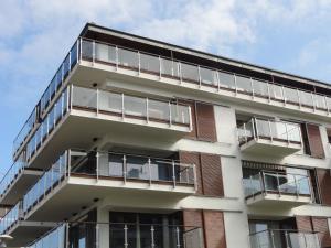 Apartament Baltic Park Sea View, Apartmány  Svinoústí - big - 1