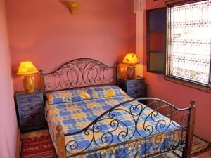 Zahra Double Room Riad Idrissi