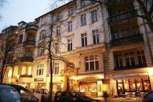 Hotel Pension Fasanenhaus - Berlin