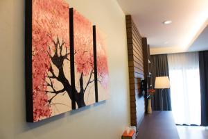 Villa Rassada Nakorn Lampang, Penzióny  Lampang - big - 12