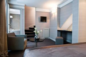Hôtel Duo, Hotely  Paříž - big - 8