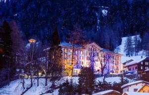 Hôtel Les Sources des Alpes - Hotel - Leukerbad