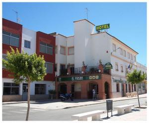 obrázek - El Faisan C&R Hotel