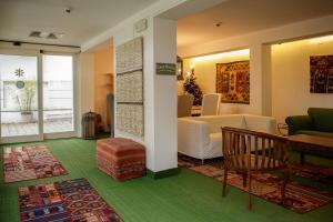Hotel Saraceno, Отели  Морской Милан - big - 55