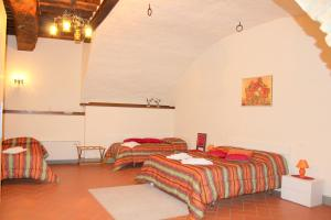 Il Nido di Turan B&B, Bed & Breakfast  Cortona - big - 19