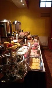 Aparthotel Lublanka, Hotels  Prag - big - 75