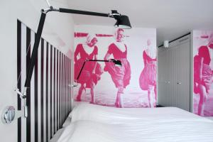 Hotel Bommeljé, Hotel  Domburg - big - 16