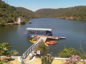 Centro de Naturaleza Cañada Verde, Farmházak  Hornachuelos - big - 38