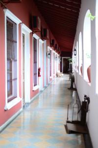 Gran Hotel del Paraguay, Отели  Асунсьон - big - 33