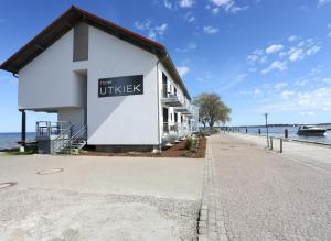 Hotel & Restaurant Utkiek - Greifswald