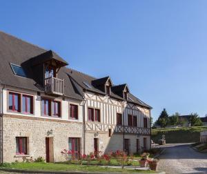 Hôtel Résidence Normandy Country Club, Szállodák  Bellême - big - 59