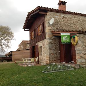 Turismo Rural Can Pol de Dalt - Bed and Bike, Country houses  Bescanó - big - 3