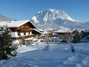 Apartmán Appartements Alpenland Lermoos Rakousko