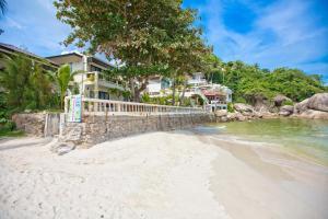 Crystal Bay Beach Resort, Üdülőtelepek  Lamaj-part - big - 98