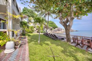 Crystal Bay Beach Resort, Resort  Lamai - big - 89