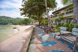 Crystal Bay Beach Resort, Üdülőtelepek  Lamaj-part - big - 90
