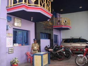 Le Garden Inn, Residence  Kumbakonam - big - 67