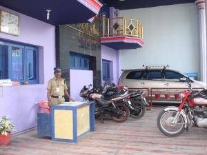 Le Garden Inn, Residence  Kumbakonam - big - 69