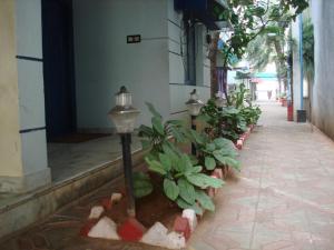 Le Garden Inn, Residence  Kumbakonam - big - 82
