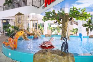 Aquapark Health Resort Medical SPA Panorama MorskaInclusive