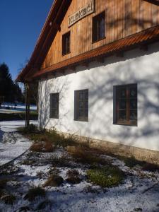 Pension Klokočí, Гостевые дома  Снежне - big - 83