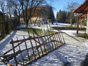 Pension Klokočí, Гостевые дома  Снежне - big - 79