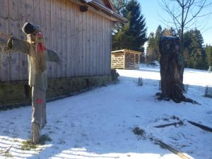 Pension Klokočí, Гостевые дома  Снежне - big - 88