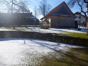 Pension Klokočí, Гостевые дома  Снежне - big - 87