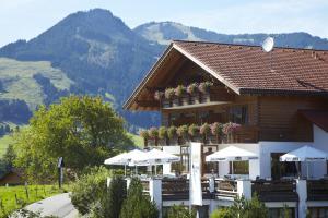 Hotel garni Oberdorfer Stuben - Obermaiselstein-Grasgehren