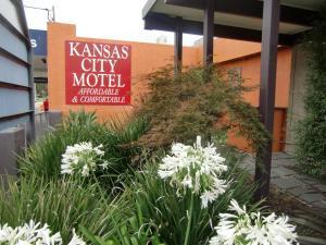 Bairnsdale Kansas City Motel, Motelek  Bairnsdale - big - 48