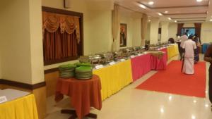 Hotel Royal Sathyam, Hotely  Tiruččiráppalli - big - 26