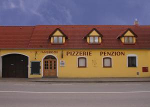 Albergues - Penzion Ambrozie