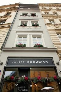 Jungmann Hotel - Praha