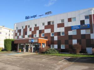 ibis budget Rouen Parc des Expos Zenith - Tourville-la-Rivière
