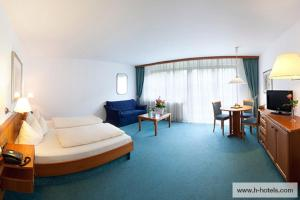 H+ Hotel Alpina Garmisch-Partenkirchen, Отели  Гармиш-Партенкирхен - big - 5