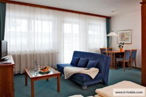 H+ Hotel Alpina Garmisch-Partenkirchen, Отели  Гармиш-Партенкирхен - big - 4