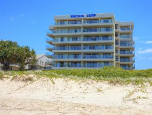Pacific Surf Absolute Beachfront Apartments