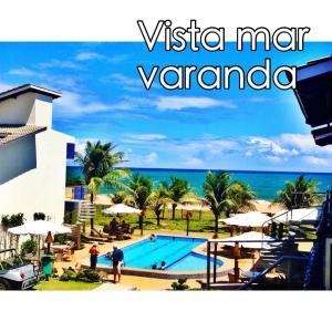 Apartamento Itacimirim Beira Mar - Pojuquinhos