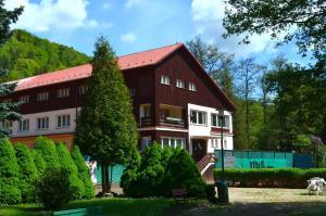 Sport Hotel Gejzirpark - Březová