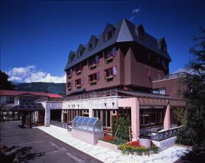 Hakuba Hotel Ougiya - Hakuba