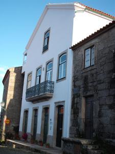 Casa Pires Mateus, Monsanto
