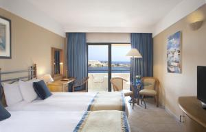 Marina Hotel Corinthia Beach Resort Malta, Hotely  Saint Julian's - big - 4