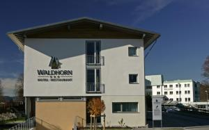 Hotel Waldhorn, Hotels  Kempten - big - 25