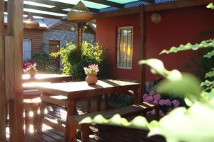 Cabañas La Juanita, Apartmánové hotely  Miramar - big - 5